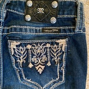 Size 16 girls miss me jeans